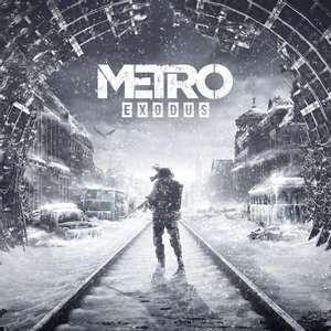 Metro Exodus (PC, Steam)