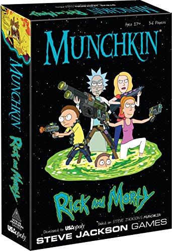 Munchkin: Rick y Morty, colores variados (INGLÉS)