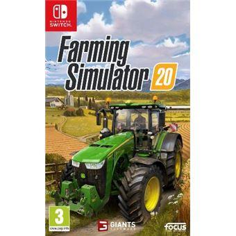 Farming Simulator 2020 - Nintendo Switch, Simulación