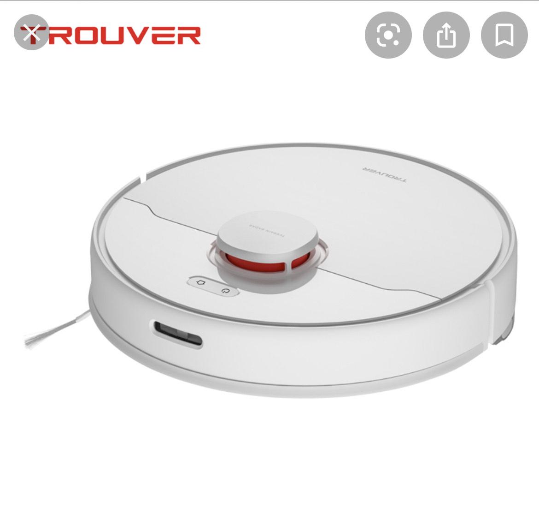Robot aspirador Trouver Finder (Xiaomi) - Entrega en 3 días