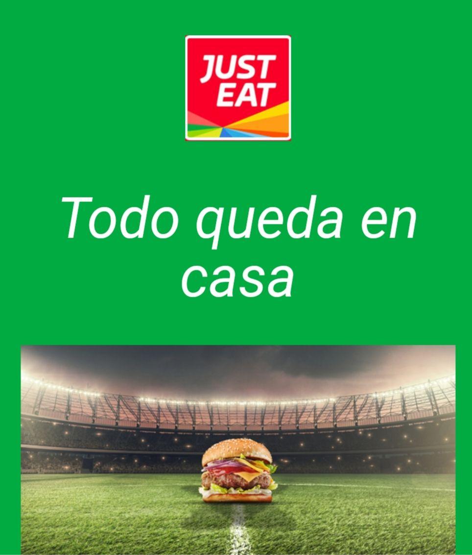 3 € de descuento en Just Eat