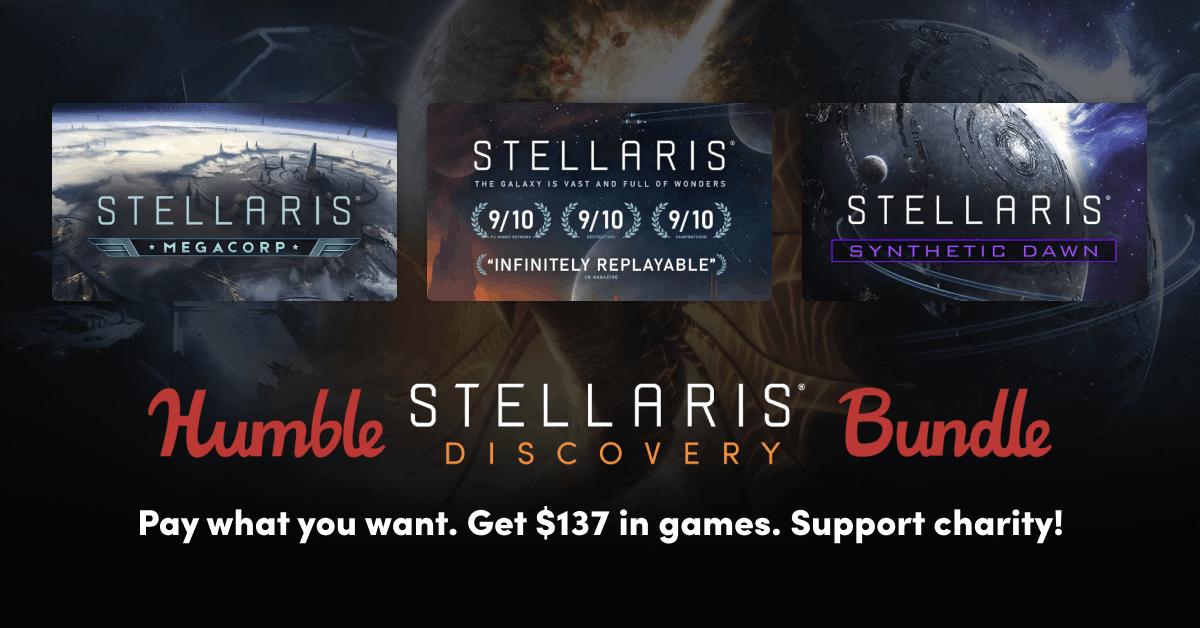 Humble Bundle Stellaris
