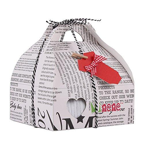 Minene Case - Caja de regalo, incluye body a rayas