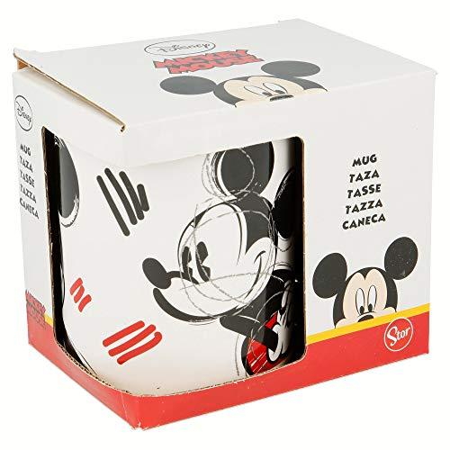 Taza Ceramica 325 Ml Con Caja | Mickey Mouse