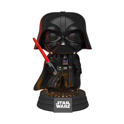 Funko - Pop! Bobble: Star Wars - Darth Vader Electronic Figura Coleccionable, Multicolor (35519)