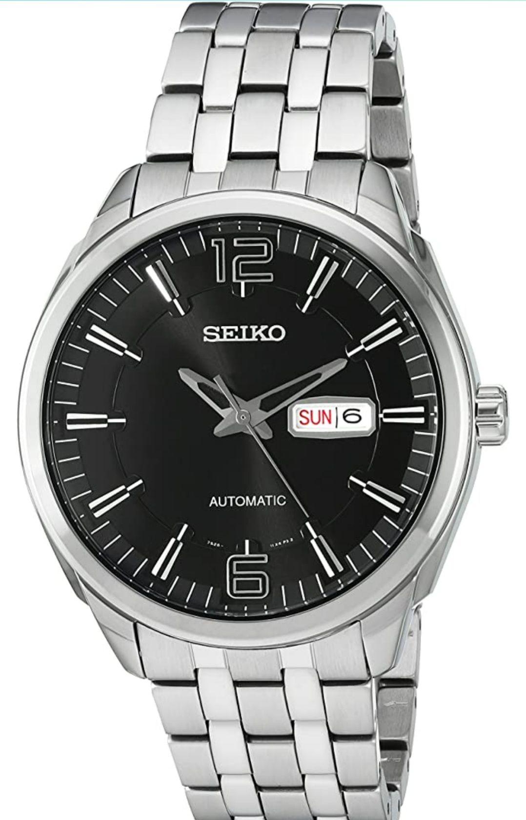 Seiko Recraft automático (precio final incluyendo envio e impuestos)