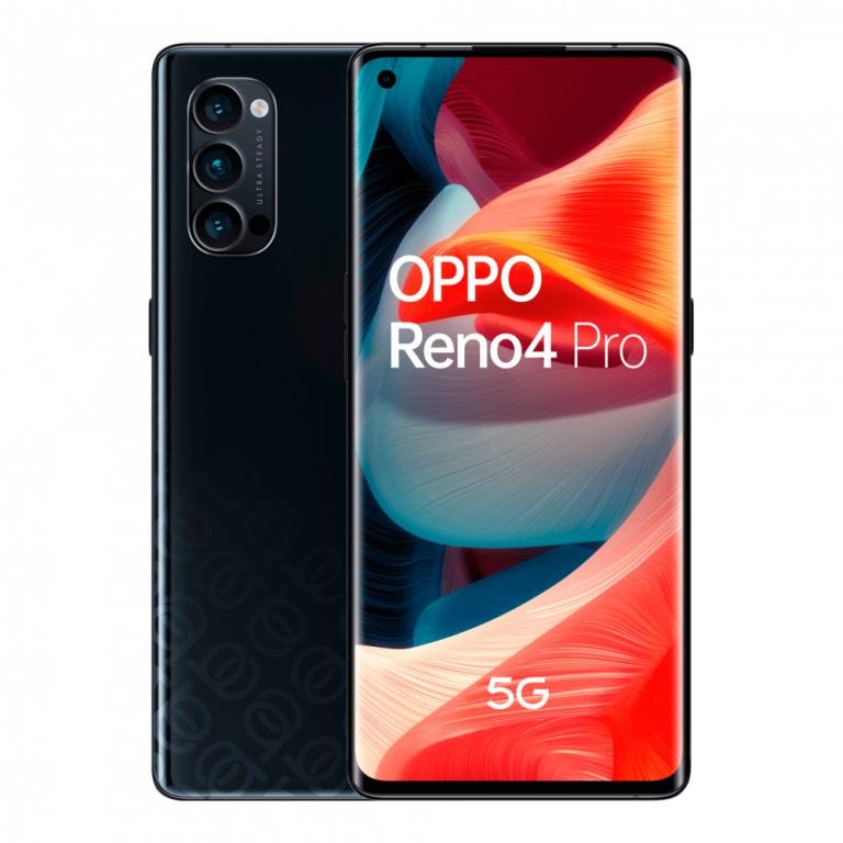 Oppo Reno4 Pro 5G Dual Sim 12GB RAM 256GB Negro EU