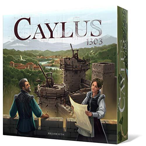 Caylus 1303 - Juego de Mesa