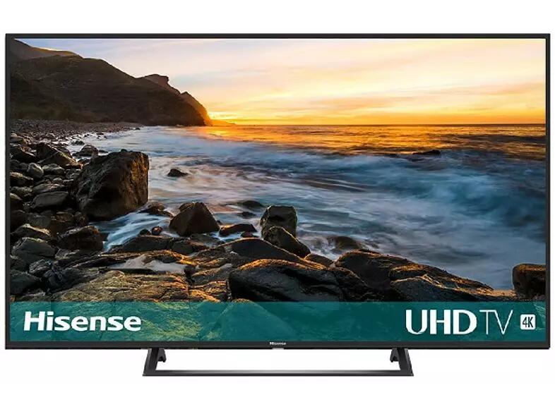 """TV LED 65"""" 4K Hisense por solo 434€"""