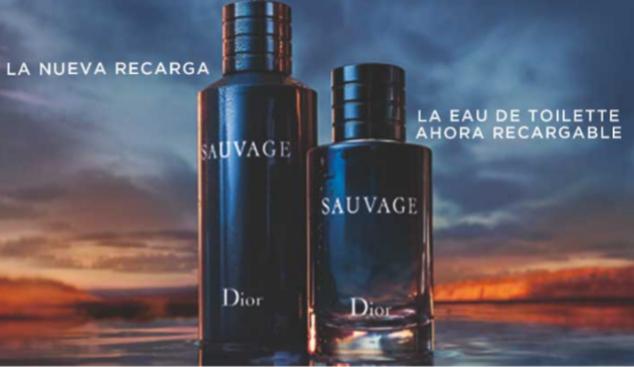 Muestras Gratuitas Dior Sauvage