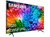 "TV 55"" Samsung Crystal UHD , Smart TV, 4K Real y HDR10+"