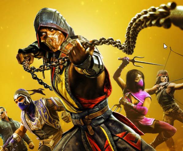 Mortal kombat 11 Ultimate PS4&PS5