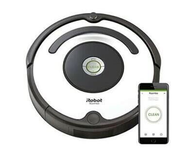 Robot Aspirador Roomba 675 Wi-Fi