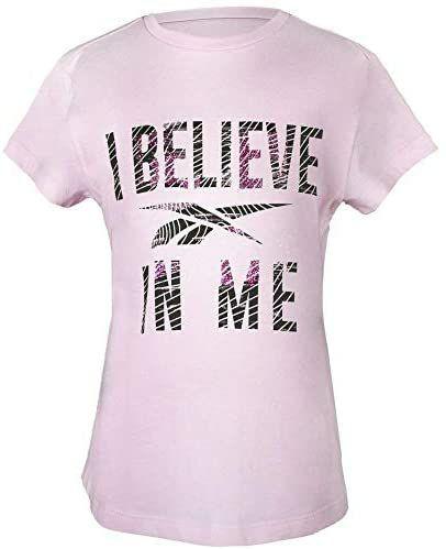 Reebok Camiseta Big Believe, Niñas