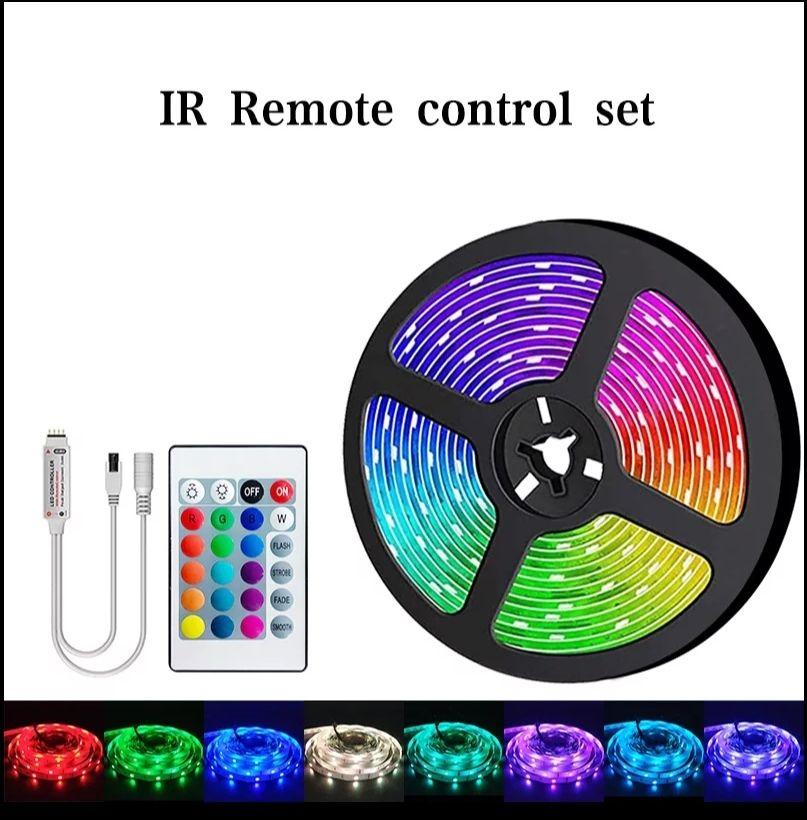 Tiras Led RGB 5050