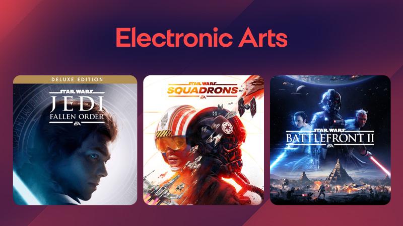 Lote triple de EA STAR WARS, Battlefront I y II, Jedi: La Orden caída [STEAM Oficial]