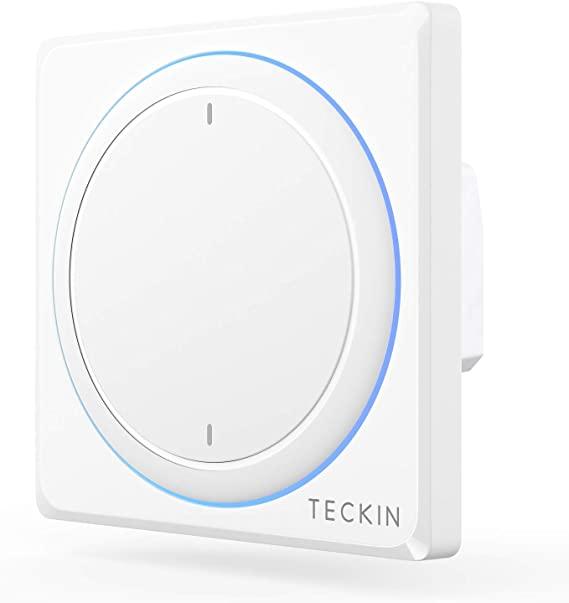 Interruptor inteligente Alexa o Google Home solo 13.9€