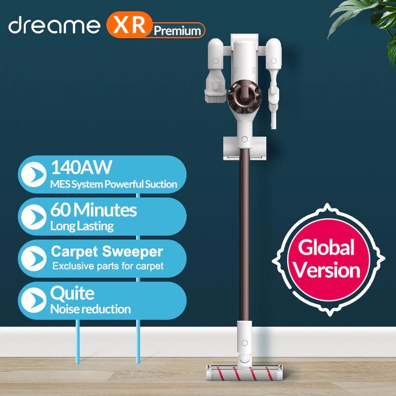 Aspiradora inálambrica DREAME XR Premium 22kPa - Desde España