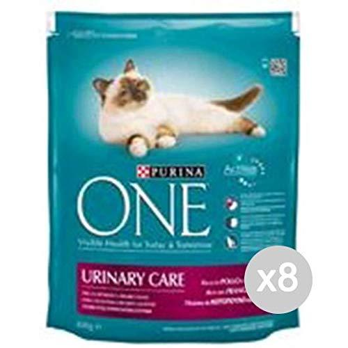 Purina one urinary gatos pollo, 8 x 800g