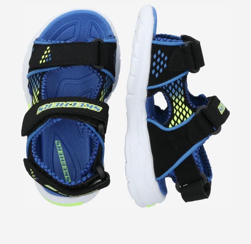 SKECHERS - Zapatos abiertos 'E-II Beach Glower' en Azul