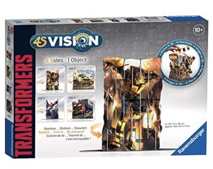 Ravensburger-4S Vision Transformers-Juguete