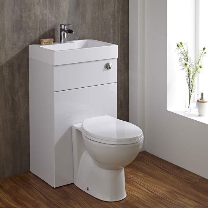 Lavabo váter integrados