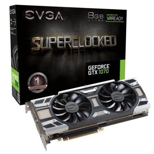 EVGA GTX 1070 SC Gaming ACX 3.0