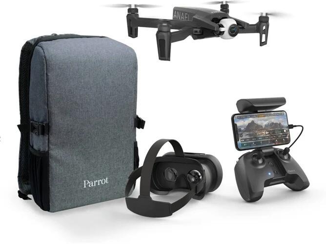 Drone PARROT Anafi FPV 4K 21Mp Dron plegable