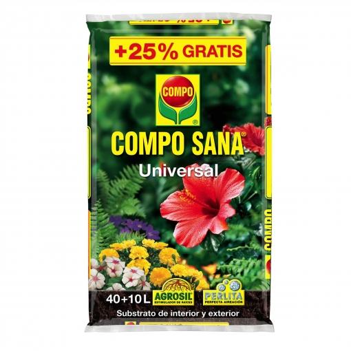 Pack 2 Compo Sana Universal 50L