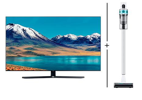 """Samsung Crystal 50"""" +Aspirador Jet 70 solo 580€"""