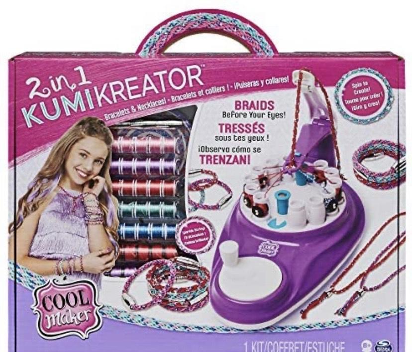 Cool Maker Kumi Kreator 2 en 1 (BIZAK