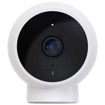 Cámara de vigilancia IP - Xiaomi Mi Home Security Camera 1080p, 170º, Full HD, Visión nocturna, Blanco