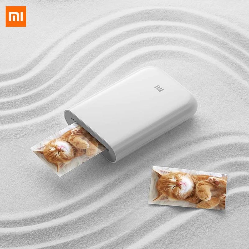 Mini impresora Xiaomi Xiaomi Mijia AR 313x400 DPI a y con batería de 500mha