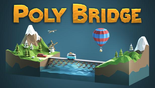 Poly Bridge en Steam (PC)