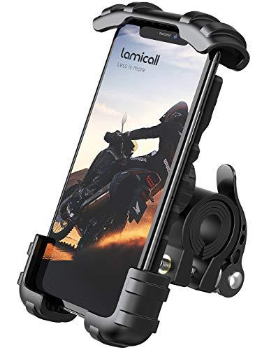 Funda de bicicleta para el móvil Lamicall Soporte Movil Bicicleta