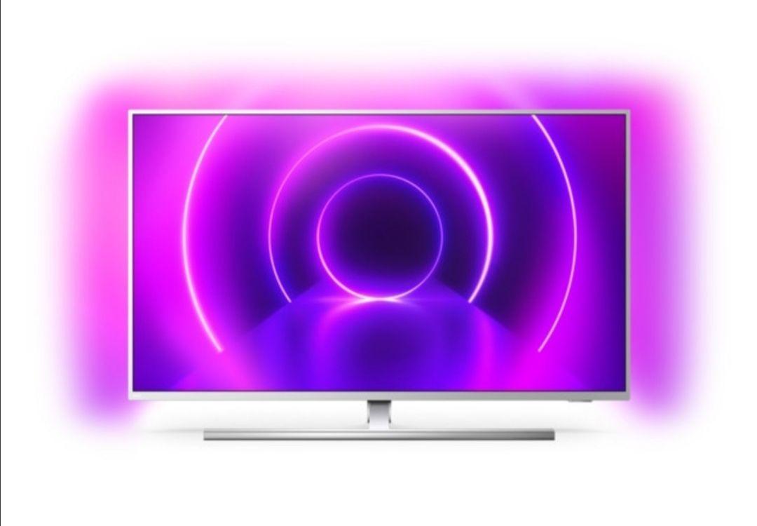 "PHILIPS TV LED 147 cm (58"") Philips 58PUS8555/ 12 UHD 4K con Inteligencia Artificial, Ambilight 3, Android TV"