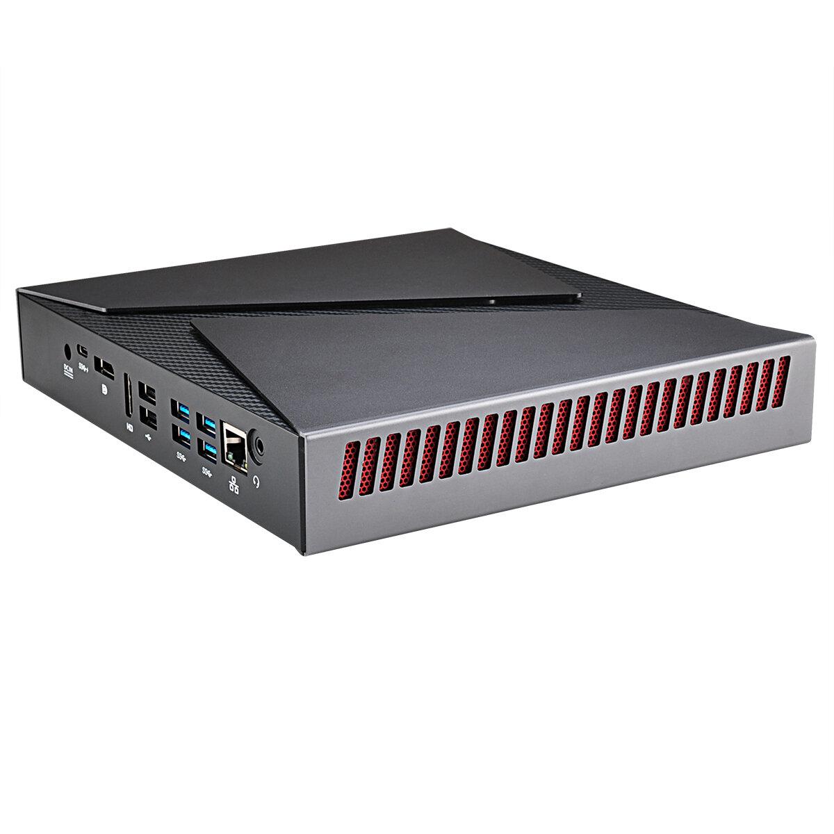 Mini PC i9-8950H GTX 1650 16GB + 512 SSD 6 Core 2.9GHz a 4.8GHz DDR4 * 2 Ranuras M.2 2280