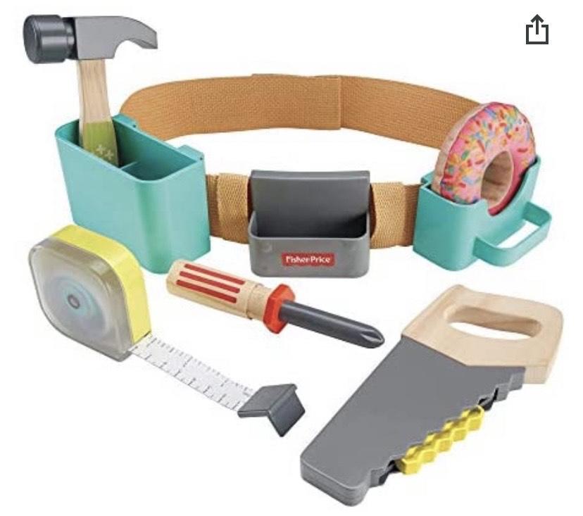 Fisher-Price DIY Caja de herramientas