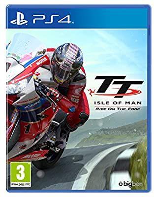 TT Isle Of Man: Ride On The Edge - Versión Española Juego PS4