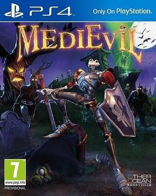 Medievil Juego PS4
