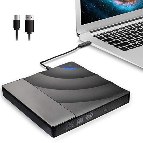 Grabadora CD / DVD Externa