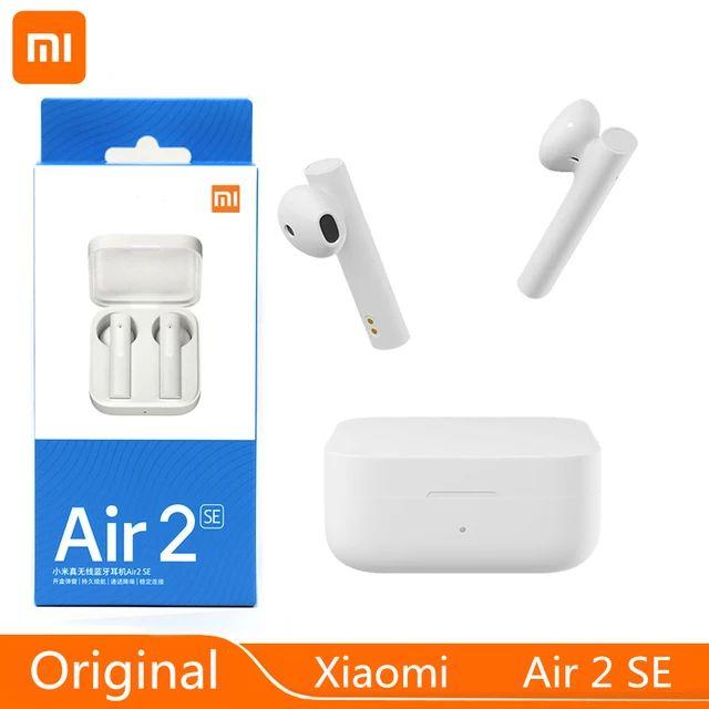 Xiaomi auriculares inalámbricos. Xiaomi Air 2 SE, originales, con Bluetooth, TWS