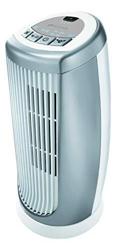 Ventilador digital mini torre con ionizador, 35 W