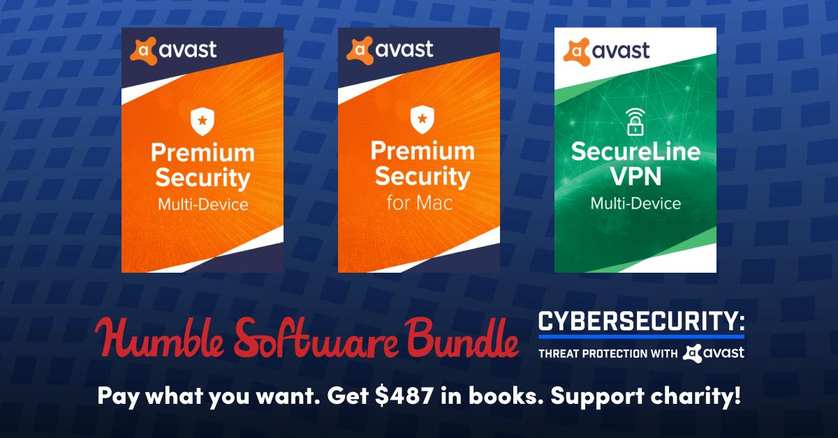 Avast Premium Security + 8 productos Avast (incluida la VPN) durante 1 año por 20€