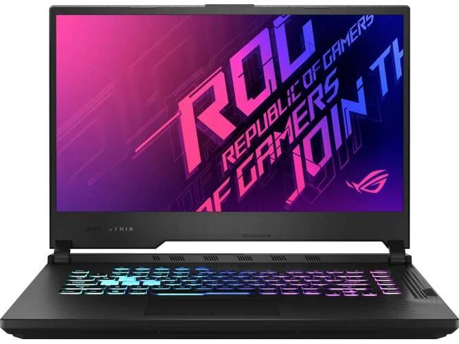 ASUS ROG i7-10870H GeForce RTX 2060 RAM: 16 GB 1 TB SSD