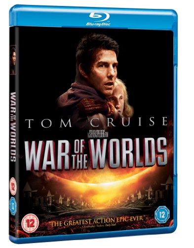 War Of The Worlds, blu-ray, edición Reino Unido con Castellano