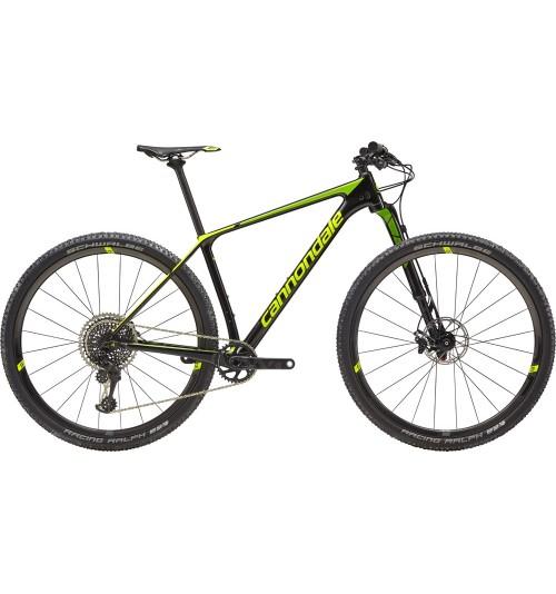 Bicicleta XC Cannondale F-Si Hi-MOD World Cup 2019 - Talla M