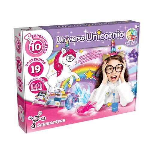Universo Unicornio Science4you (juego educativo)