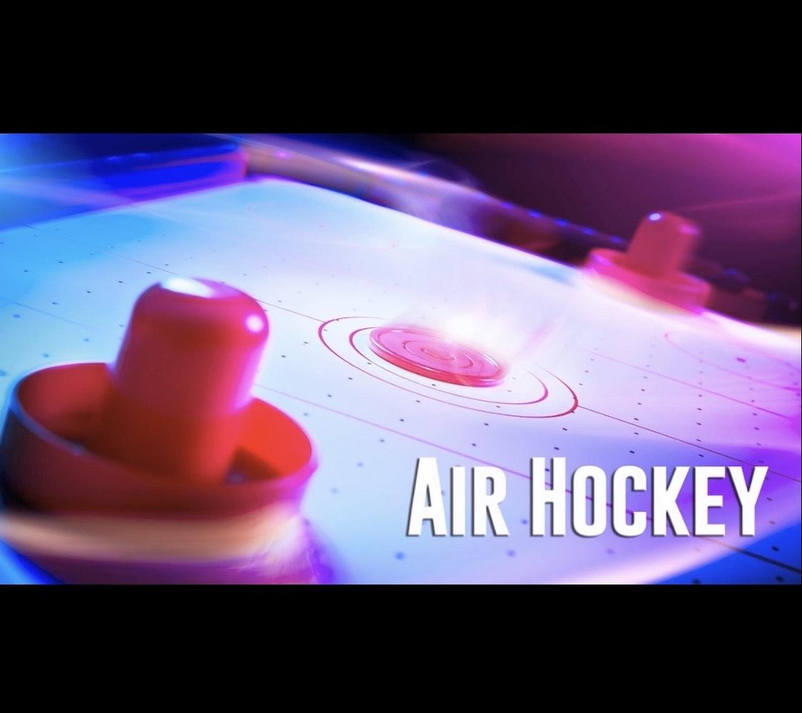 Air Hockey. Nintendo Switch