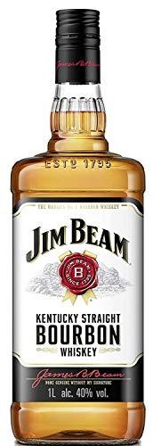 Jim Beam Kentucky Straight Bourbon Whiskey 40% Vol. 1L - 1000 ml
